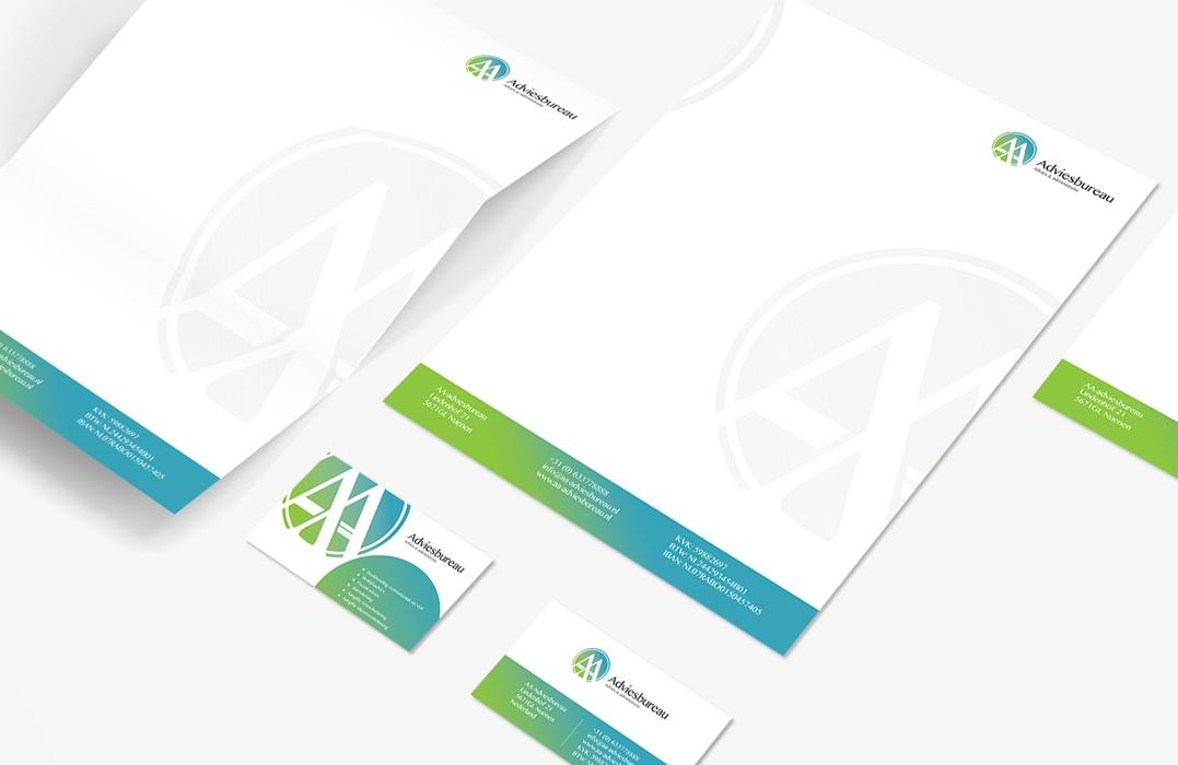 huisstijl-ontwerp-voor-aa-adviesbureau