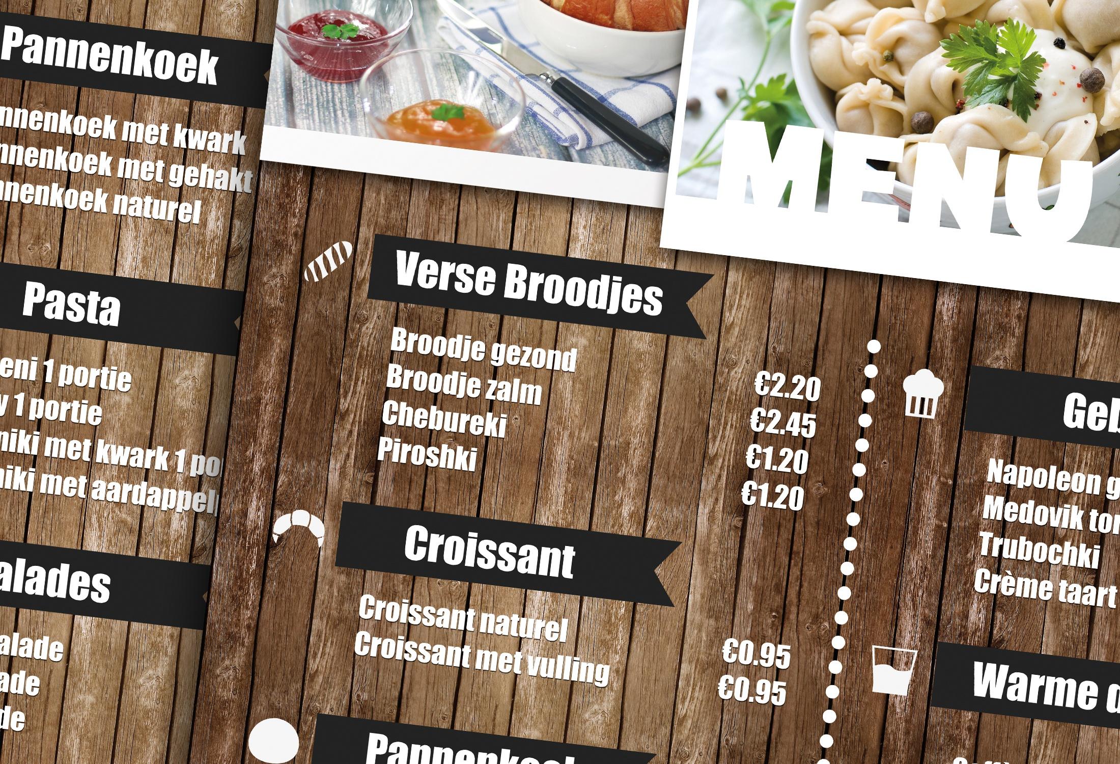 kavkaz-menu-ontwerp