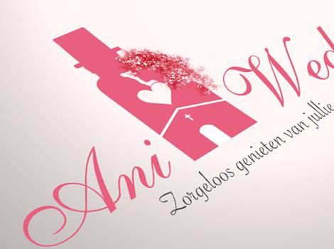 Huisstijl ontwerp Ani Wedding