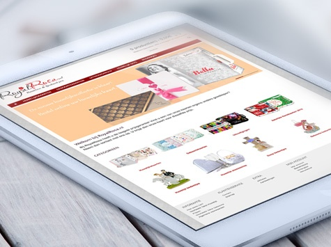 Royalrosa webwinkel