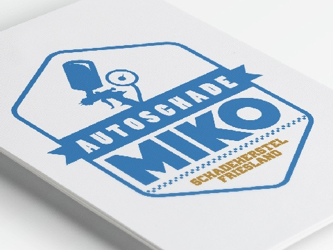 Logo Autoschade Miko