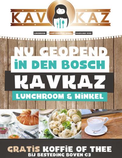flyer ontwerpen voor een restaurant